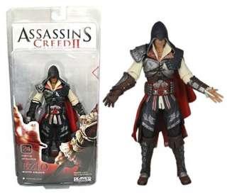 NECA Assassins Creed II Ezio Black 7 Action Figure