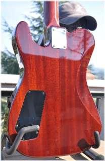 USA Custom 25th Anniversary ASAT Mahogany Body FENDER Telecaster