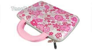 10.2 Hard EVA Netbook Pink Bag Case for Acer Dell HP