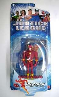 DC Comic Super Hero Justice League The Flash 4.75 Figure Box Set