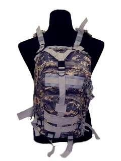 Level 3 Milspec Tactical Molle Assault Backpack ACU USA
