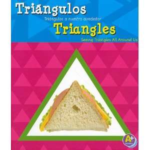 Triangulos/ Triangles: Triangulos a nuestro alrededor