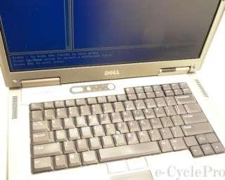 Dell Latitude D510 Laptop  Pentium M 1.73GHz 533MHz  DDR2 PC/4200