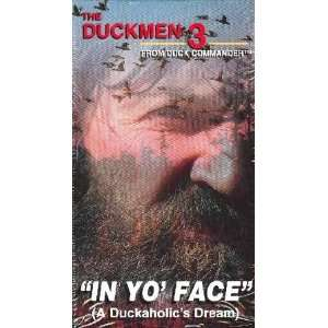 The Duckmen 3: In Yo Face (A Duckaholics Dream): Phil