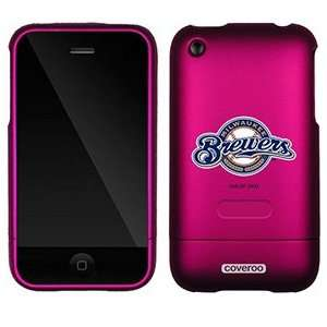Milwaukee Brewers on AT&T iPhone 3G/3GS Case by Coveroo