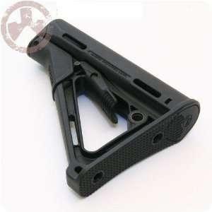 BLACK MAGPUL CTR RIFLE ADJUSTABLE MIL SPEC STOCK AR15/M16 AR 15