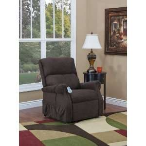 Two Way Reclining Lift Chair Encounter Chocolate