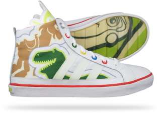 New Adidas Disney Toy Story 3 Boys Trainers / Shoes U43792 All Sizes