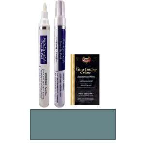 1/2 Oz. Medium Blue Metallic Paint Pen Kit for 1980 Dodge
