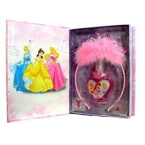 Disney Princess Jewelled Perfume Set with Spray, 2.5 Ounce