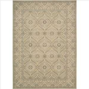 Nourison Rugs Persian Empire Collection PE24 Light Gold