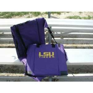 LSU Tigers NCCA Ultimate Stadium Seat Sports & Outdoors