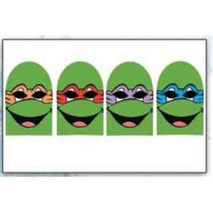 Ski Mask TEENAGE MUTANT NINJA TURTLES TMNT NEW Beanie Cap Hat Set 4