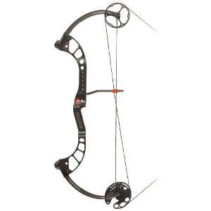 PSE Chaos One Compound Bow Black / Right Hand: Sports