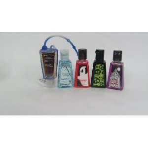 Bath & Body Works Set of 5 Anti  Bacterial with One Pocketbac® Holder