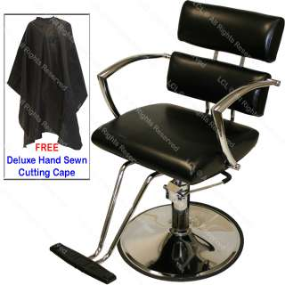 HYDRAULIC RECLINING BARBER OR RECLINE SHAMPOO CHAIR HAIR BEAUTY SALON