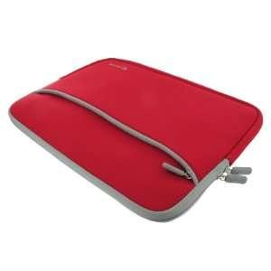 Neoprene Sleeve Case (Red) for Lenovo T500 15.4 Inch Electronics