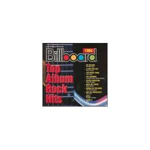 Billboard Top Album Rock Hits 1984 Various Artists Music