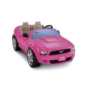 Power Wheels Mustang for Girls Toys & Games