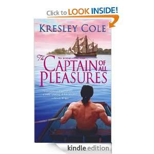 The Captain of All Pleasures Kresley Cole  Kindle Store