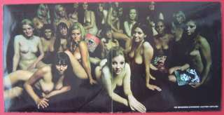 Jimi Hendrix Electric Ladyland UK Track Original 2 LP SET