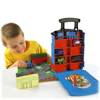 New Thomas & Friends Take n Play Tote a Train Playbox Trains Storage