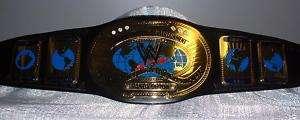 WWE Ultra DELUXE Intercontinental Championship BELT