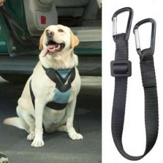 Bergan Dog Auto Safety Seatbelt Travel Harness   Medium, Large & XL