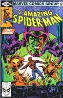 the Amazing Spider Man Comic Book #207, 1980 VFN/NM