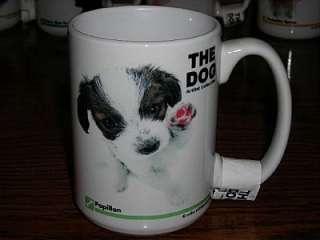 Dog Coffee Mug/Cup (s)~THE DOG Artlist Collection~New