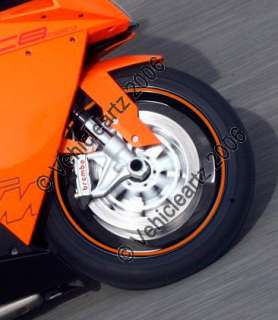 Wheel Rim Tape Stripes  suitable for YAMAHA R1 R6 XJ FZ