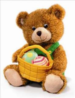 Corduroy Bear Easter Eggs 10 Inch Stuffed Plush Teddy