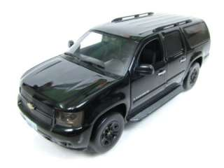 2009 2010 Chevy Suburban Blackout . scale 1/43 New in original