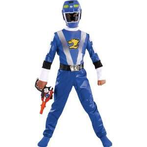 Power Rangers Blue Ranger Classic Toddler/Child Costume