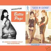 Betty Page PinUp Heels+ Selbee C 5 Corset e books on CD
