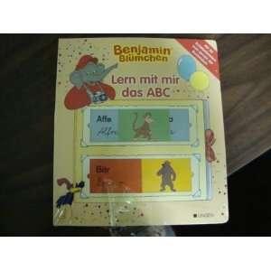 Lern Mit Mir Das Abc Benjamin Blumchen Books