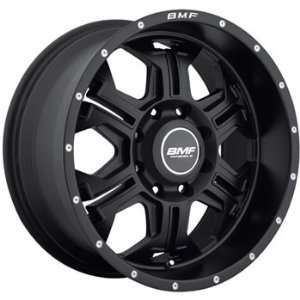 BMF SERE 20x9 Flat Black Wheel / Rim 8x170 with a 0mm Offset and a 125
