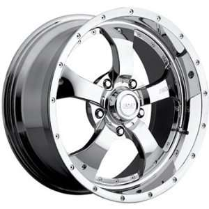 BMF Wheels Novakane Chrome   22 x 9.5 Inch Wheel