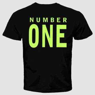 number one neon print parties t shirt funny sexl rude