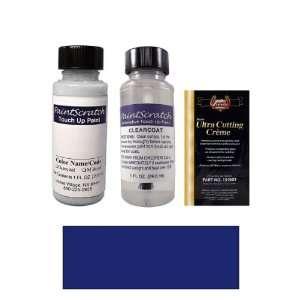 Oz. Dark Ming Blue Metallic Paint Bottle Kit for 2010 GMC Acadia (25