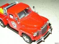 kinsmart 1953 Chevy Chevrolet 3100 pickup road service emergency truck