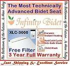Bidet Toilet Seat Attachment, Bio Bidet BB 1000 items in The Third