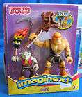 FISHER PRICE IMAGINEXT LOST CREATURES STRACOSAURUS DINOSAUR NEW items