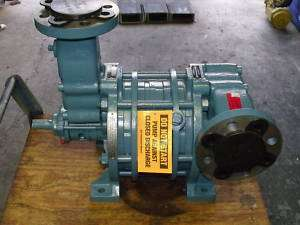 ROTH 50TFEC8251BF TURBINE BOILER FEED PUMP SIDE CHANNEL