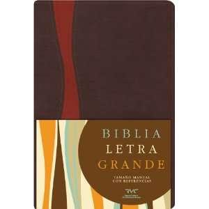 RVC Biblia Letra Grande Tamano Manual   simil piel