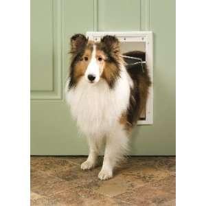 PetSafe Freedom Plastic Pet Door   Medium, Part No. PPA00