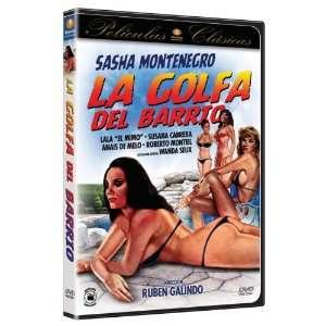 La Golfa Del Barrio: Susana Cabrera, Eduardo de la Peña
