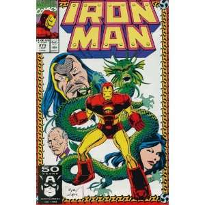 Iron Man (1st Series) #270: John Byrne, Paul Ryan: Books
