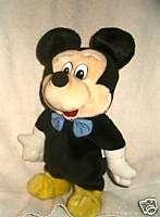 DISNEY c1980s MICKEY MOUSE Little Boppers 14 H (HE BOPS)