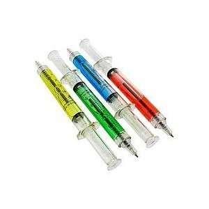 Syringe Pens Doctor Nurse Medical Dental Party Favor